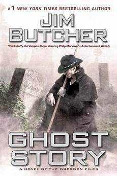 ghost story the dresden files