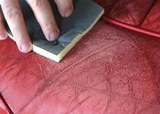 kunstleder kratzer entfernen risse und l 246 cher in glattleder mit fl 252 ssigleder reparieren lederzentrum spezialist f 252 r