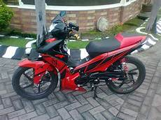 Variasi Motor Revo 110 by Modifikasi Honda Revo 110 100 Terbaru