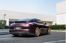 concept one wheels cs 6 panamera rose gold rennlist porsche discussion