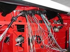 mg rebuild a new wiring harness