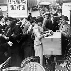 Le Droit De Vote Des Femmes Quelques Chiffres Marquants