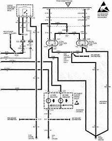 1994 chevy p u 1500 series electrical wiring diagrams tail lights
