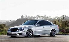 This Mercedes E55 Amg Is Crazily Fast