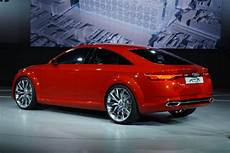 audi tt sportback production audi tt sportback set for guangzhou auto show
