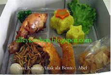 Aroma From Alley Kitchen Koleksi Tumpeng Jomblo Lunch Box