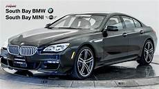 2019 Bmw 650i Xdrive Gran Coupe Pre Owned 2019 Bmw 6 Series 650i Xdrive Gran Coupe 4dr Car