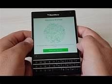 how to install whatsapp blackberry passport easy youtube