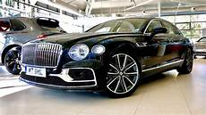 new bentley flying spur 2020 first youtube