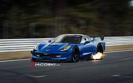 Track Ready Corvette C7 Stingray Rendered Into Reality