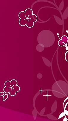 Girly Home Screen Pink Wallpaper