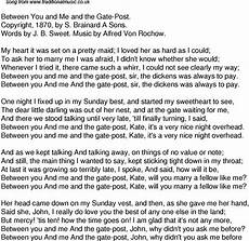 And Me Malvorlagen Lyrics Time Song Lyrics For 35 Between You And Me And The