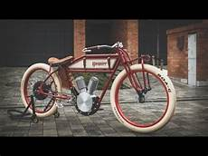 Retro E Bike - kosynier the handmade retro style e bike