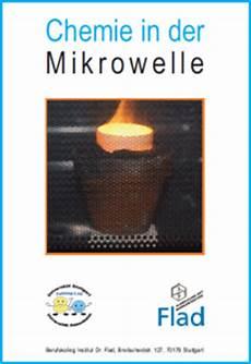 Metall In Der Mikrowelle - unterrichtsmaterialien zur chemie in baden w 252 rttemberg