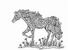 die besten 25 ausmalbilder pferde ideen auf