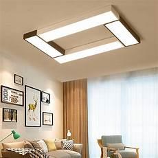 modern led ceiling light panel l square lighting