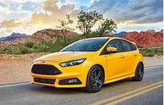 What To Expect From The 2017 Ford Focus St Rolling Out