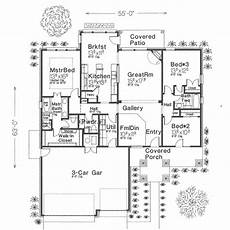 1900 square foot house plans traditional style house plan 3 beds 2 50 baths 1900 sq
