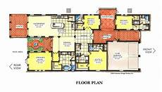 spanish style house plans with courtyard plan 2 2724 spanish style home with a living s f of