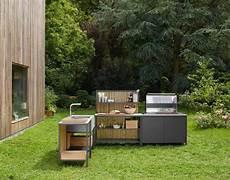 Outdoor Küche Holz - outdoor kitchen quot block quot kaufmann bild 6 sch 214 ner
