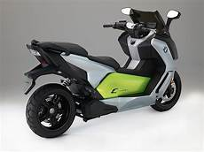2017 Bmw C Evolution Electric Scooter Makes Its Debut