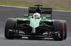 F1 Caterham Esp 232 Re Courir En 2015 Avec Ses Voitures De