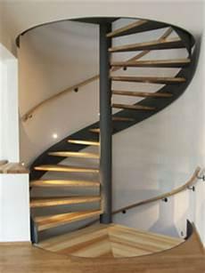Treppenwissen Spindeltreppe