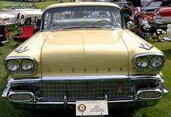 Auction Results And Data For 1958 Pontiac Chieftain Series