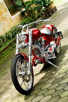 Modifikasi Harley Davidson by Modif Motor Harley Davidson Pro Modification