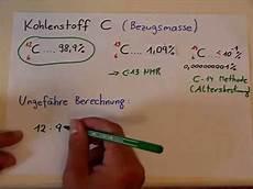 mittlere atommasse berechnen mittlere atommassen bei elementen berechnen