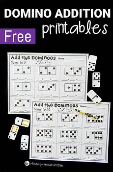algebra dominoes worksheets 8366 domino addition printables grade math math facts math addition
