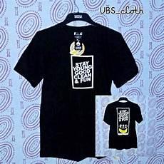 jual grosir t shirt distro brand kickout think