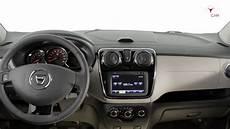 2013 Dacia Lodgy Interior