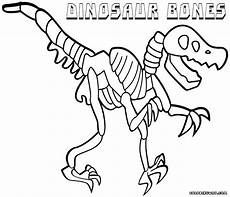 dinosaurs fossils coloring pages 16729 dinosaur bones coloring pages 2185988