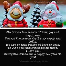merry christmas love quotes and christmas love messages images