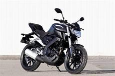 yamaha mt 125 abs im fahrbericht 125er 125 motorrad