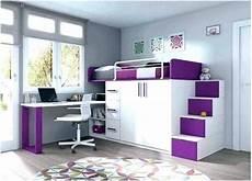 Bureau Fille Ado Nouveau Chambre Mezzanine Fille Lit