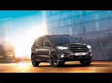 2019 Ford Kuga St Line 242ps Review Test Fahrbericht