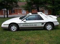 automotive service manuals 1984 pontiac fiero seat position control 1984 pontiac indy fiero sport coupe 2 door 2 5l indy 500 pace car replica for sale photos