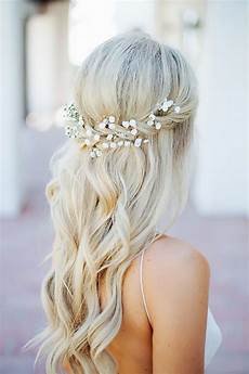45 half up half down wedding hairstyles ideas summer wedding hairstyles wedding hairstyles