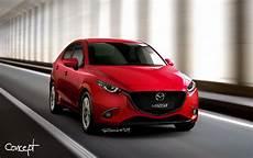 Mazda 2 2020 Concept On Behance