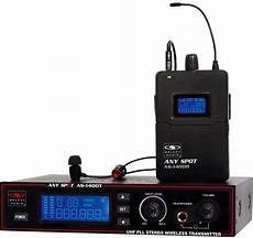 Galaxy As 1400 Wireless In Ear Monitor System Band M 516