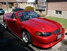 Ford Mustang Convertible W/ Ghost Flames  Car Truck And