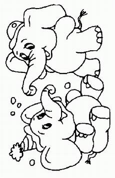 get this free printable baby elephant coloring pages