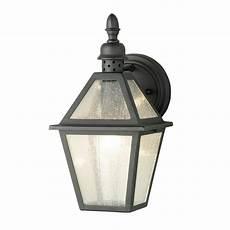 elstead lighting polruan wrought iron outdoor wall light fitting type from dusk lighting uk