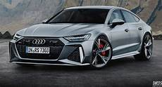 if the new audi rs7 is anything like this the competition should start worrying carscoops