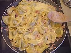Tortellini Alla Panna Lacarrona Chefkoch De