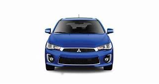 2017 Mitsubishi Lancer Sportback Front