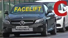 Mercedes Erlk 246 Nig C Klasse Cabriolet Mopf A205 2018 C