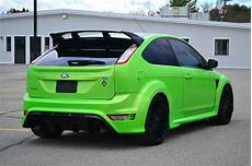 second ford focus rs for sale in the us but is it